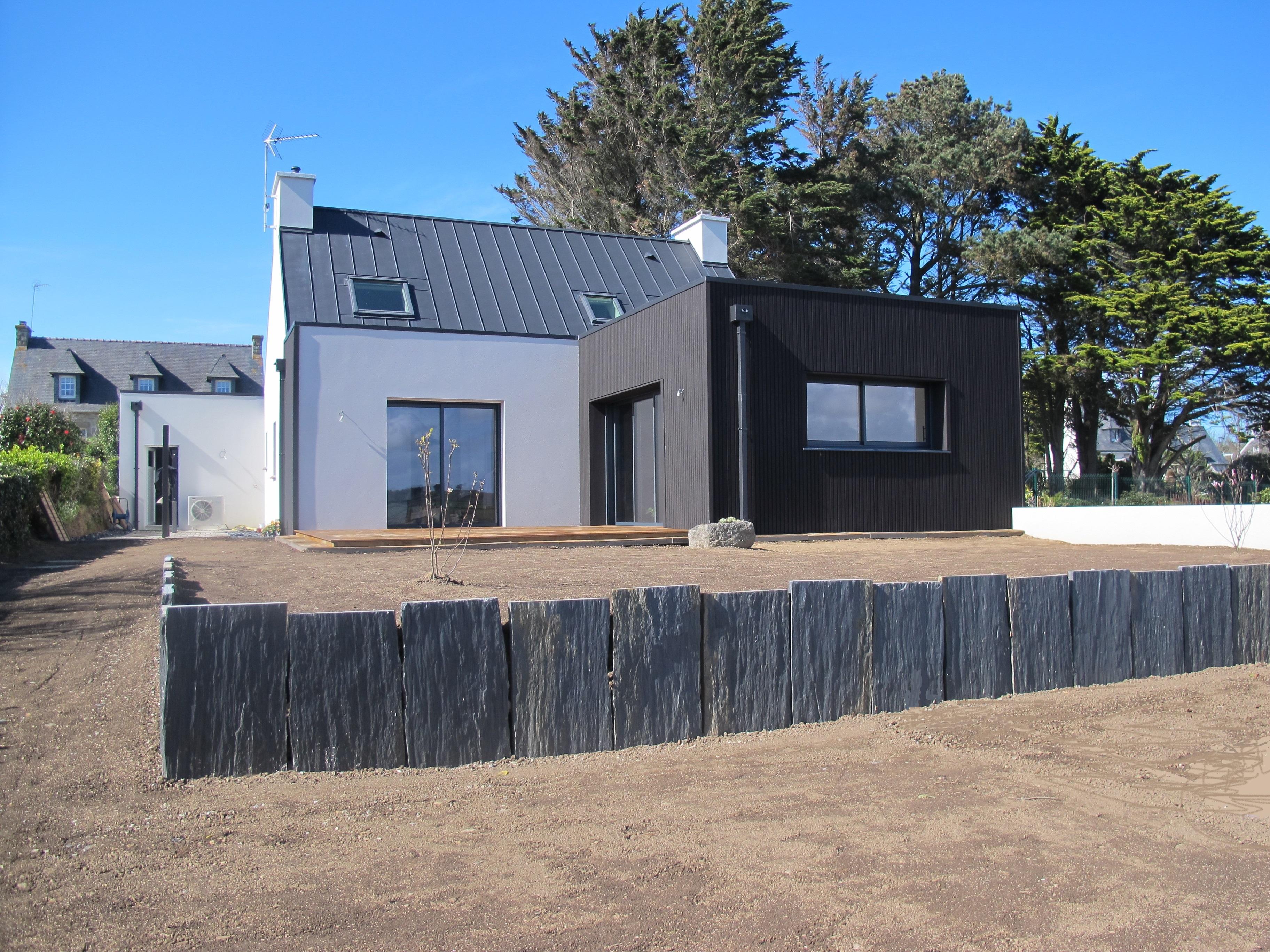 Plouarzel construction maison brest